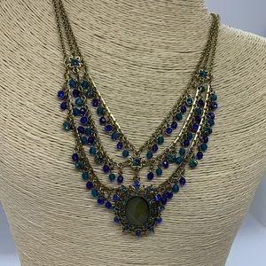 1928 Bib Necklace
